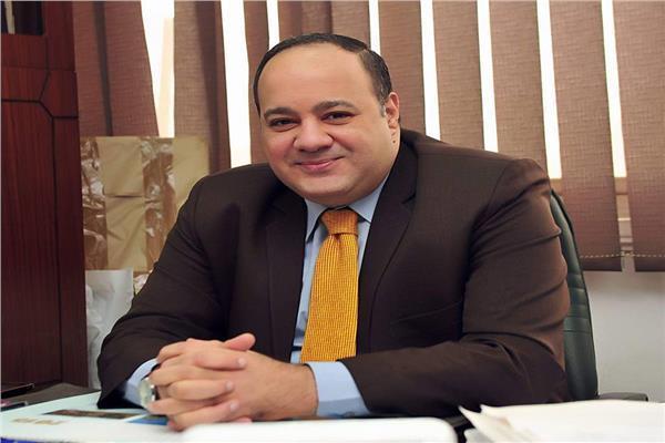 الكاتب الصحفي أحمد جلال رئيس مجلس إدارة مؤسسة أخبار اليوم