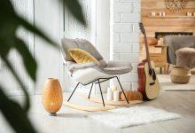 صورة أفكار غرف معيشة بألوان الباستيل الخريفية