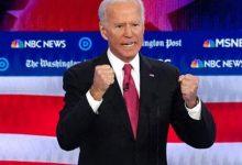 صورة أول تصريح من جو بايدن بعد فوزه بالانتخابات