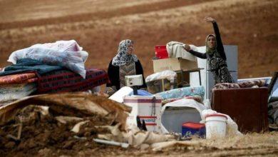 """صورة إلهان عمر: """"إسرائيل"""" ارتكبت جريمة تطهير عرقي في حمصة البقيعة"""
