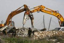 صورة الاحتلال هدم وصادر 41 مبنى فلسطينيًا بأسبوعين