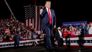ترامب يعلن فوزه ويصف الانتخابات الأمريكية بالفوضى.. و«تويتر» يحذّر