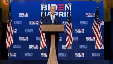 صورة جو بايدن يتوّج حياته السياسية الحافلة بالفوز بالرئاسة الأميركية