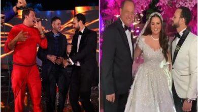 صورة خاص | هاني مهنا يُهاجم حمو بيكا: «معرفش شكله.. وتفاجئنا بوجوده في حفل زفاف إبنتي»