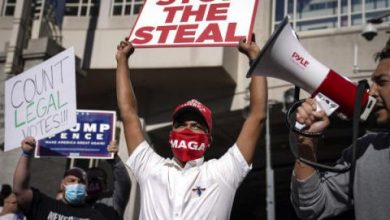 صورة سباق «جمهوري» لجمع 60 مليون دولار لتمويل طعون ترمب على الانتخابات
