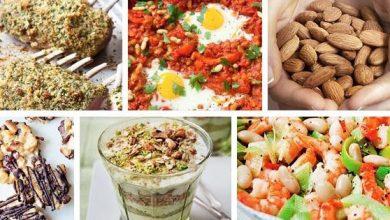 صورة ستة أطعمة تقضي على ارتفاع الكوليسترول بالدم