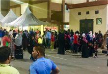 صورة سيدات الأسمرات تتصدرن المشهد الانتخابي حتى اللحظات الأخيرة اليوم