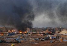 """صورة عائلات ضحايا أحداث """"اكديم ازيك"""" تطالب بإعادة فتح ملف الضحايا في الذكرى العاشرة"""