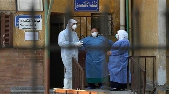 مصر تسجل 170 إصابة جديدة بفيروس كورونا وثماني وفيات