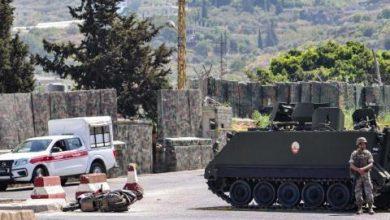 صورة مقتل عسكري لبناني برصاص مجهولين شرق البلاد