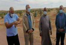 صورة وزيرا الزراعة والري يتفقدون مشروعات تحديث الري بالوادي الجديد| صور