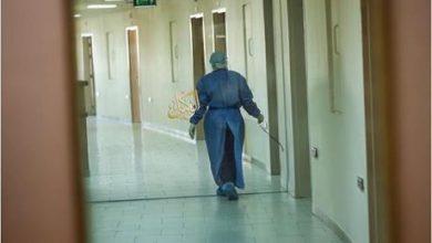 صورة ٣٩٩ مريض كورونا في الاردن بالعناية المشددة