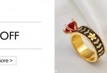 صورة تخفيضات يوم العزاب 1111 : افضل متاجر علي اكسبرس خاصة بـالمجوهرات