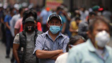 صورة 955 ألفا و128 إصابة بكورونا في المكسيك و 94323 حالة وفاة
