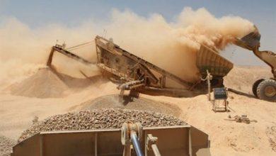 صورة أسعار الرمل والزلط في مصر اليوم الإثنين 08 مارس/ آذار 2021
