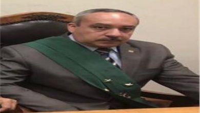 المستشار خالد عبد الغفار