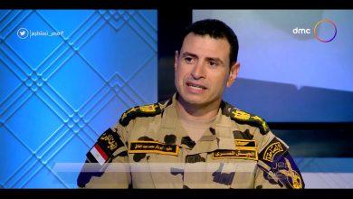 صورة مصر تستطيع – العقيد أبو بكر محمد: رفضت الاختباء وانتظار الدعم وقاتلت حتى النهاية