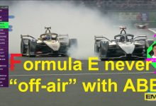 صورة ABB UPS Technology in Formula E World Championship – Electric Motor News n° 40 (2020)