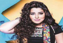 صورة آيتن عامر تستعد لتقديم أول أغنية