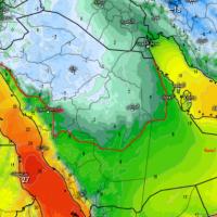 صورة «أجّلوا طلعات البر».. «المسند» يتوقع: هبوط كبير لدرجات الحرارة نهاية الأسبوع