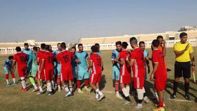 صورة الاثنين المقبل.. الفريق الأول لكرة القدم بالمنيا يستأنف تدريباته خلال شهر رمضان
