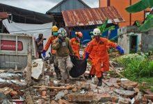 صورة ارتفاع حصيلة قتلى زلزال اندونيسيا إلى 62 شخصاً