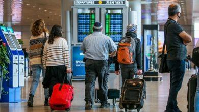 صورة اسرائيل تحظر رحلات الطيران حتى نهاية يناير الحالي لاحتواء الطفرات الجديدة من كورونا
