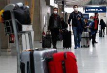 صورة الاتحاد الأوروبي يدعو الى تشديد القيود على السفر مع تأخر اللقاحات
