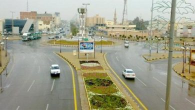 صورة الحصيني يتوقَّع موجة برد على معظم مناطق المملكة نهاية الأسبوع