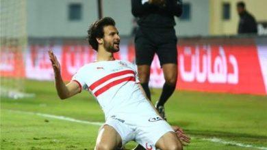 صورة الزمالك: اتحاد الكرة أخطرنا بإيقاف محمود علاء أمام الجونة