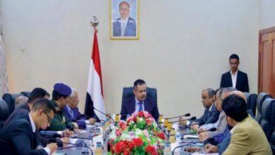 صورة الشرق الأوسط: معين عبد الملك يعلن الحرب على «فساد المنافذ»