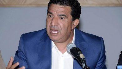 """صورة الغلوسي يطالب بتسريع التحقيق في ملف الوزير السابق الحركي """"مبديع"""""""