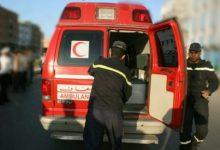 صورة الفقيه بن صالح.. تماس كهربائي يرسل دركي إلى المستشفى