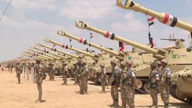 صورة الجيش المصري يرسل طائرة عسكرية محملة بالمساعدات إلى الأردن