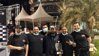 صورة النادي الكويتي للسيارات يحقق نتائج متقدمة ببطولة البحرين لسباقات السرعة