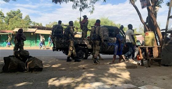 بسبب أعمال العنف ضد تيجراي.. قلق وتحذير أمريكي شديد اللهجة لـ إثيوبيا