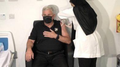 صورة بعد تلقيه الجرعة الثانية من لقاح «كورونا».. السفير الأمريكي: الكفاءة السعودية في غاية الروعة – أخبار السعودية