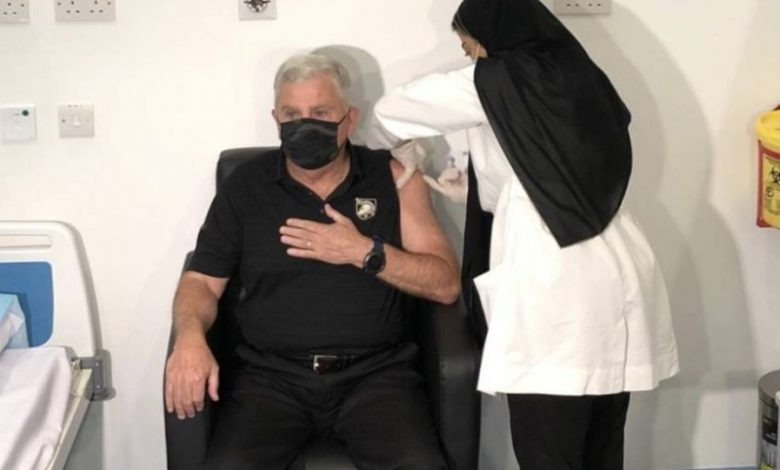 بعد تلقيه الجرعة الثانية من لقاح «كورونا».. السفير الأمريكي: الكفاءة السعودية في غاية الروعة - أخبار السعودية
