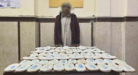 بـ840 ألف جنيه.. حبس متهمين بحيازة 120 طربة لمخدر الحشيش في الإسكندرية
