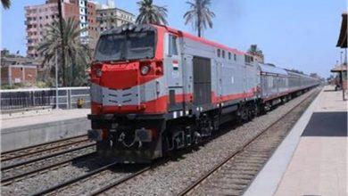 صورة تأخيرات السكة الحديد الأحد 17 يناير