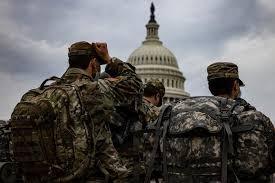 صورة تأهبا لتنصيب بايدن.. واشنطن تتحول لثكنة عسكرية ومعالم شهيرة تغلق · صحيفة عين الوطن