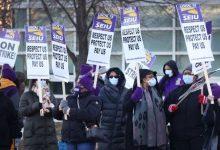 صورة تايم: 2021 يحمل أخبارا سارة للنقابات العمالية