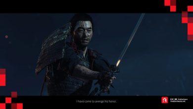 صورة تسريب: يتم العمل حالياً على ترقية لـ Ghost Of Tsushima لمنصة PS5