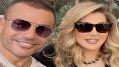 صورة تعرف على سبب ظهور عمرو دياب مع سيدة أعمال خليجية