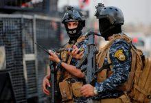 صورة تنفيذ حكم الإعدام شنقا بحق 3 عراقيين دينوا بـ «الإرهاب»