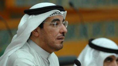 صورة جوهر يوجه أسئلة إلى وزيري النفط والمالية