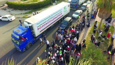 صورة حملة «جمعية السلام» دشنت يومها الأول بـ 126 ألف دينار