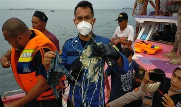 خلو الطائرة الإندونيسية المنكوبة من أي ركاب أجانب