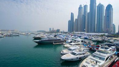 صورة دبي الملاحية: إنجاز 80٪ من أعمال البنية التحتية للمرحلة الأولى