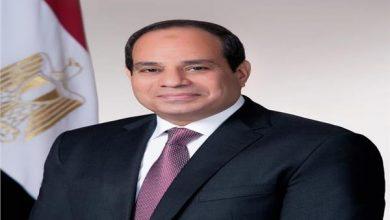 صورة رئيس اتحاد كمال الأجسام يهنيء الرئيس السيسي بمناسبة عيد الشرطة